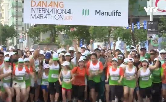 Cuộc thi Marathon quốc tế Manulife Đà Nẵng 2019