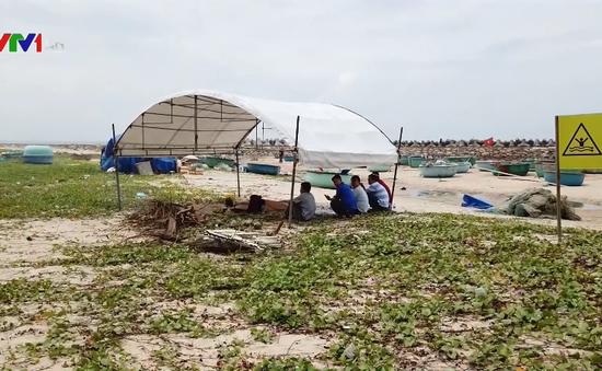 Vẫn chưa tìm thấy 2 người mất tích khi tắm biển ở Bình Thuận