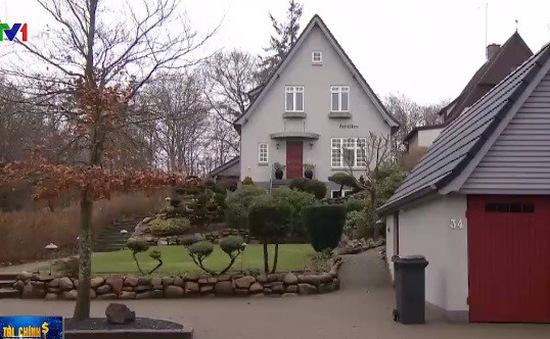 Vay tiền mua nhà với lãi suất âm tại Đan Mạch