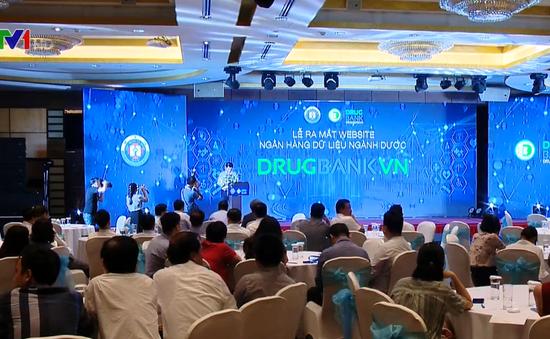 Ra mắt ngân hàng dữ liệu ngành dược