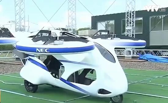 Nhật Bản thử nghiệm mẫu xe bay mới