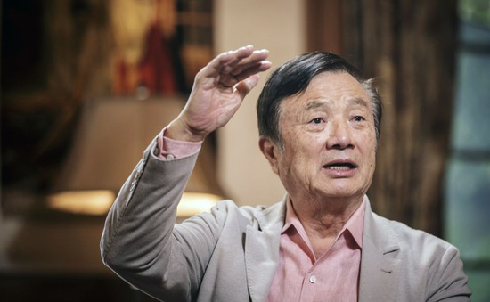 """CEO Huawei muốn có một """"đội quân bất khả chiến bại"""" để đối đầu với Mỹ"""