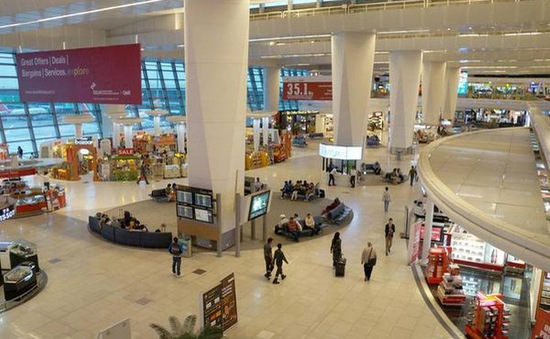 Sân bay quốc tế ở Ấn Độ hoạt động trở lại sau đe dọa đánh bom giả