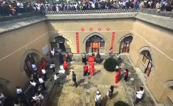 Làng cổ độc nhất vô nhị dưới lòng đất 4.000 năm tuổi ở Trung Quốc