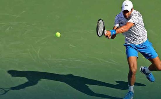 Cincinnati Masters 2019: Novak Djokovic khởi đầu thuận lợi!