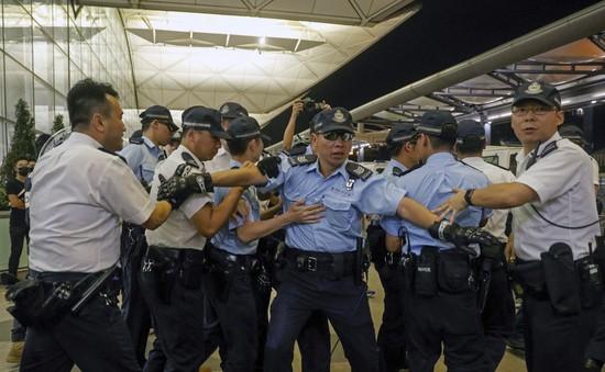 LHQ kêu gọi Hong Kong kiềm chế với biểu tình