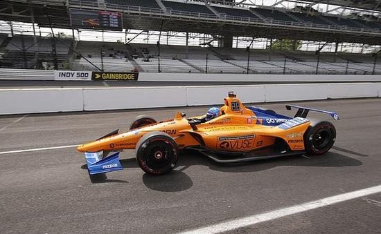 McLaren sẽ trở lại Indy Car sau hơn 4 thập kỷ