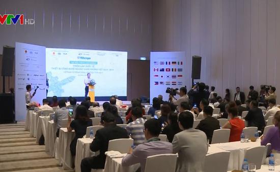 Việt Nam sẽ tổ chức hội chợ thiết bị và công nghệ hàng không vào tháng 11