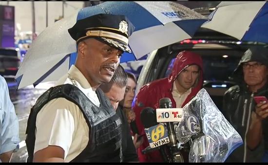 Nghi phạm nổ súng vào cảnh sát tại Philadelphia đã bị bắt giữ