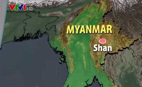 Phiến quân tấn công các lực lượng an ninh Myanmar
