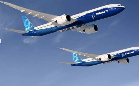 Tập đoàn Boeing hoãn bàn giao dòng máy bay thân rộng 777X
