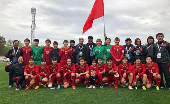 Lịch thi đấu của ĐT nữ Việt Nam tại giải bóng đá nữ Đông Nam Á 2019