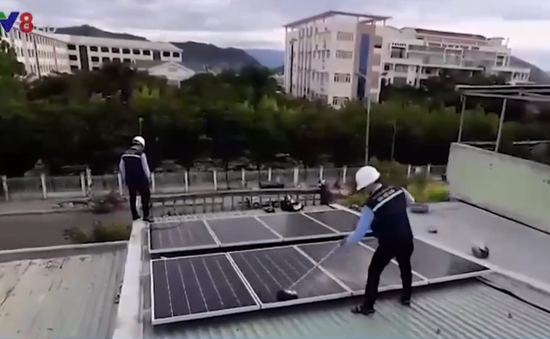 Quảng Nam với giải pháp điện năng lượng áp mái