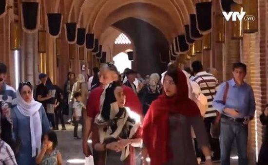 Cô dâu Việt Nam tại xã hội cấm vận Iran