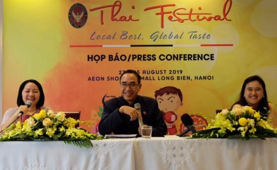 Lễ hội Thái Lan năm 2019 sắp diễn ra tại Hà Nội