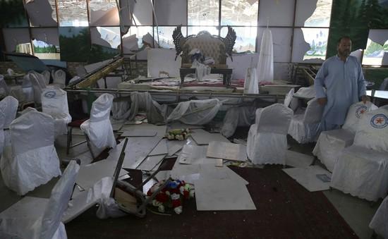 IS nhận tiến hành đánh bom đám cưới tại Afghanistan
