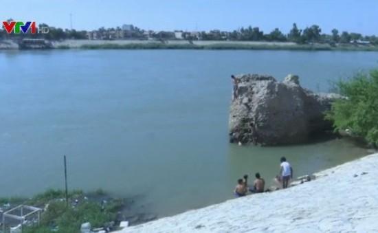 Nắng nóng kỷ lục tại Baghdad, Iraq