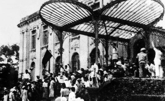 Kỷ niệm 74 năm Cách mạng tháng Tám thành công: Mốc son chói lọi trong dòng chảy lịch sử