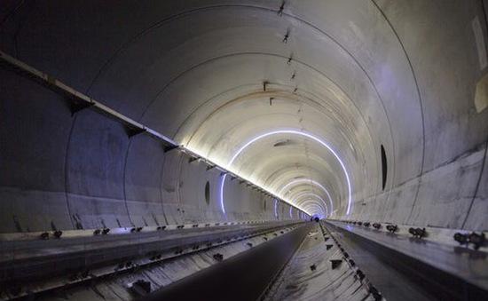 Đường tàu siêu tốc dài nhất thế giới