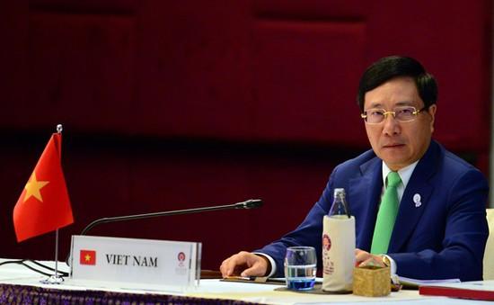 PTTg Phạm Bình Minh dự Hội nghị Bộ trưởng Ngoại giao ASEAN + 3 lần 20
