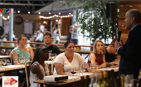 Hướng dẫn thưởng thức rượu vang để thúc đẩy tiêu thụ nội địa