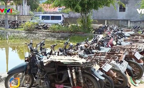 Xe máy độ chế - Hiểm họa tai nạn giao thông