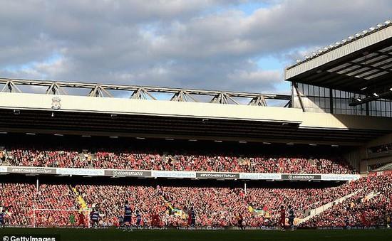 Liverpool xem xét nâng cấp sân Anfield trong tương lai gần