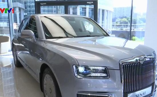Nga bán xe limousine từng đưa Tổng thống Putin nhậm chức