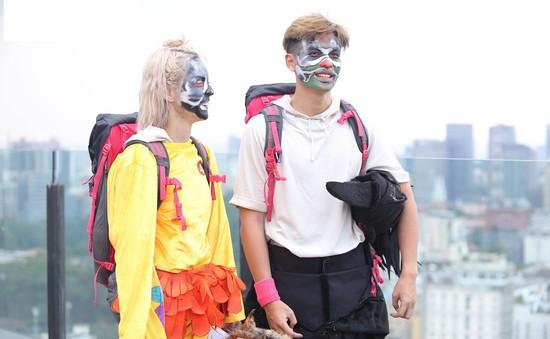 """Từng liên tiếp về nhất, nhì, cặp chị em đội Hồng bất ngờ chia tay """"Cuộc đua kỳ thú 2019"""""""