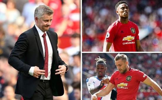 Man Utd thiệt hại nặng nề sau trận thua lịch sử