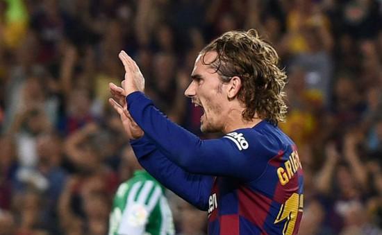 Griezmann chỉ cần 41 phút đã trở thành cứu tinh của Barcelona