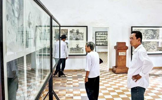 Triển lãm tưởng nhớ nạn nhân của ngục Tuol Sleng