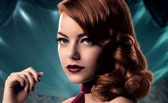 Hé lộ hình ảnh đầu tiên của Emma Stone trong vai phản diện Cruella