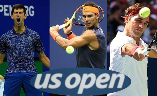 Lịch bình luận trực tiếp tiếng Việt giải quần vợt US Open 2019 trên VTVcab