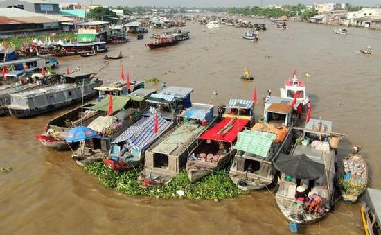Cần Thơ lọt top thành phố sở hữu kênh đào đẹp nhất thế giới