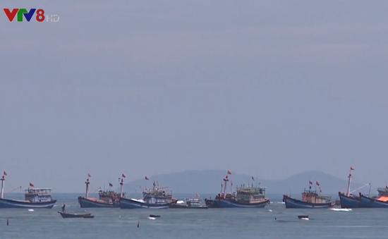 Kiểm ngư đồng hành với ngư dân phòng chống đánh bắt trái phép