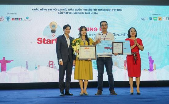 Chung kết Cuộc thi ý tưởng khởi nghiệp sáng tạo Startup Hunt 2019: Ứng dụng lịch trình du lịch trọn gói TripHunter giành chiến thắng