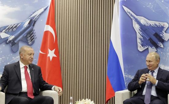 """Nga, Thổ Nhĩ Kỳ phối hợp """"nhổ tận gốc"""" các phần tử khủng bố tại Syria"""