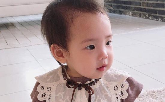 Con gái thứ nhà Eugene - Ki Tae Young lần đầu lộ diện