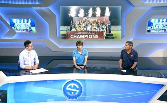 HLV Mai Đức Chung và câu chuyện về hành trình vô địch AFF Cup 2019 của ĐT bóng đá nữ Việt Nam