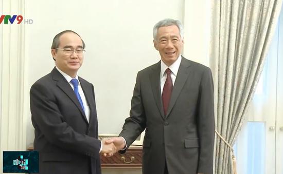 Singapore mong muốn thúc đẩy hợp tác toàn diện với TP.HCM