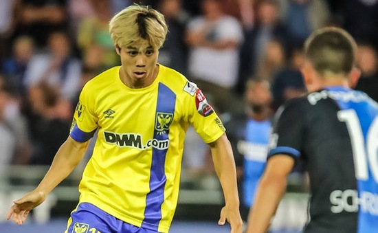 HLV Park Hang Seo vẫn tin tưởng Công Phượng dù ít thi đấu tại Bỉ