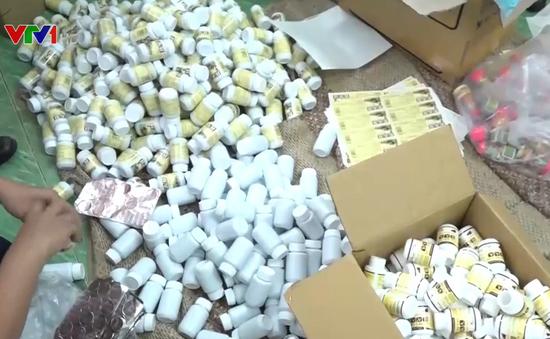 Sớm kết thúc điều tra vụ án sản xuất, buôn bán thuốc tân dược giả