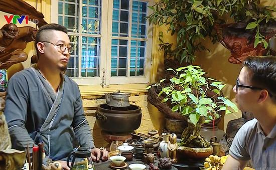 Thưởng thức trà buổi sáng cùng nghệ nhân Cao Sơn