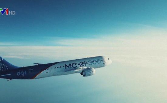 Nga phát triển máy bay chở khách mới