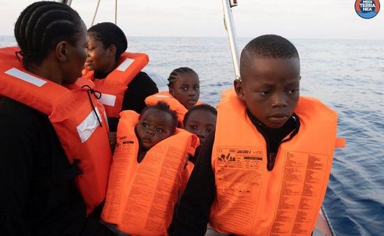 Đắm tàu tại Libya, 40 người chết và mất tích