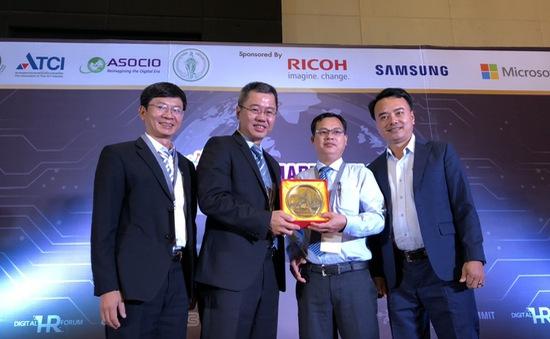 Đà Nẵng nhận giải thưởng Thành phố Thông minh ASOCIO 2019