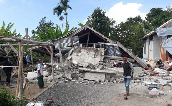 Indonesia cảnh báo sóng thần sau động đất