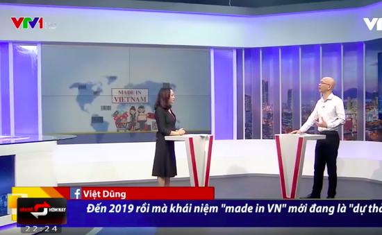 Gắn mác Made in Vietnam: Nhiều ý kiến khác nhau về xuất xứ hàng hóa