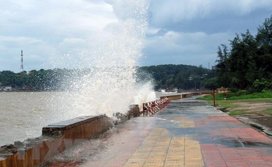 Hải Phòng đảm bảo an toàn đê biển trong bão